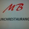 Bilder från MB-lunchrestaurang