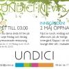 Bilder från Undici