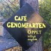 Bilder från Café Genomfarten