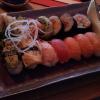 Bilder från Honkaku Sushi