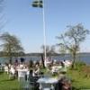 Bilder från Vaxholms Hembygdsgårds Café
