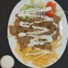 Kebab  tallrik