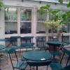 Bilder från Hellmanska Gården Café