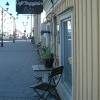 Bilder från Café Tingsgården