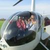 Christer flyger flip med Alex & Emma