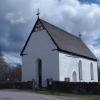 Bilder från Enångers gamla kyrka