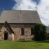 Bilder från Trönö gamla kyrka