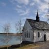 Bilder från Mauritzbergs slottskapell
