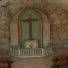 Bilder från Carlstens fästnings kyrka