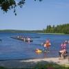 Bilder från Yttersjö badplats