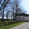 Bilder från Norrtälje kyrkogårds kapell