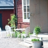 Bilder från Café Bagarstugan