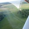 Bilder från Stora Sundby flygfält