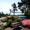 Bilder från Oskarshälls Servering