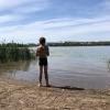 Bilder från Halmsjön