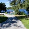 Bilder från Stora Essingen Badplats