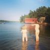 Bilder från Lågarö-Örn