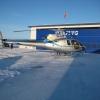 Bilder från Porjus flyghamn