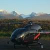 Bilder från Ristem, helikopterflygplats