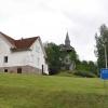 Bilder från Strömsfors kapell