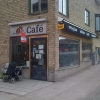Bilder från Abrahamsbergs Café