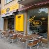 Bilder från Bullens café
