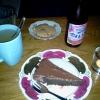 Bilder från Café Blå Lotus