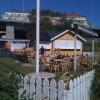 Bilder från Café Misteln i Tanto