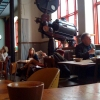 Bilder från Hagabions kafé