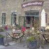 Bilder från Språkcaféet