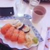 Bilder från Super-Sushi