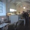 Bilder från Färgfabrikens Kafé