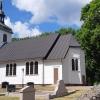 Bilder från Hällestad kyrka