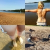 Bilder från Nickstabadets Camping