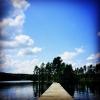 Bilder från Bredasjöns Badplats