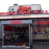 Bilder från TGIF Fridays American Bar
