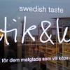 Bilder från Swedish Taste