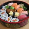 Bilder från Sushi Ming