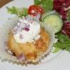 Bilder från Ingrids galleri och muffincafé
