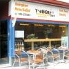 Bilder från Tybble Café