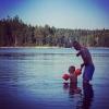 Bilder från Stora Skarsjön
