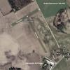 Bilder från Huglajvs flygfält