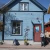 Bilder från Café Farbror Blå