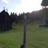 Bilder från Hållandsgårdens stavkyrka