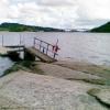 Bilder från Kärrs badplats Uddevalla