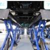 Sax billyftar för tunga fordon upp till 24 m långa