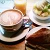Bilder från Café Frankfurt