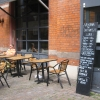 Bilder från Café Kaffe & Te Saluhall Briggen
