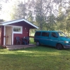 Bilder från Hoverbergs Hamncafé och Camping