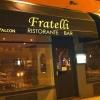 Bilder från Fratelli Restaurang